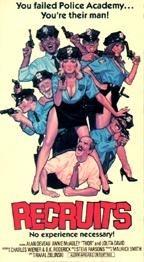 Esquadrão de Recrutas - Poster / Capa / Cartaz - Oficial 1