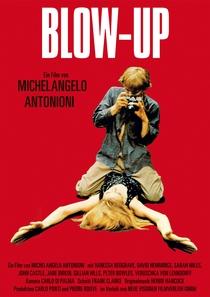 Blow-Up - Depois Daquele Beijo - Poster / Capa / Cartaz - Oficial 10
