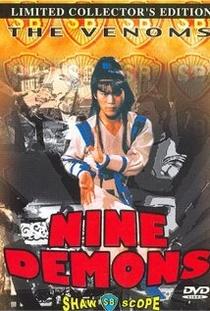 Nine Demons - Poster / Capa / Cartaz - Oficial 1