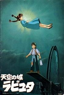 O Castelo no Céu - Poster / Capa / Cartaz - Oficial 24
