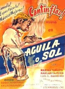 Águila o sol - Poster / Capa / Cartaz - Oficial 1