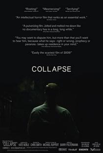 Colapso - Poster / Capa / Cartaz - Oficial 1