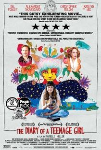 O Diário de uma Adolescente - Poster / Capa / Cartaz - Oficial 3