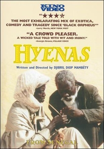 Hienas - Poster / Capa / Cartaz - Oficial 1