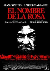 O Nome da Rosa - Poster / Capa / Cartaz - Oficial 8