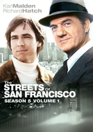 São Francisco Urgente (5ª Temporada) (The Streets of San Francisco (Season 5))