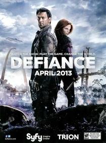 Defiance (1ª Temporada) - Poster / Capa / Cartaz - Oficial 1