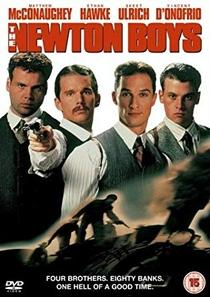 Newton Boys - Irmãos Fora-da-Lei - Poster / Capa / Cartaz - Oficial 4