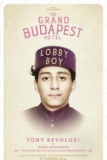O Grande Hotel Budapeste - Poster / Capa / Cartaz - Oficial 14