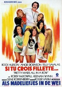 Garotas Lindas aos Montes - Poster / Capa / Cartaz - Oficial 3