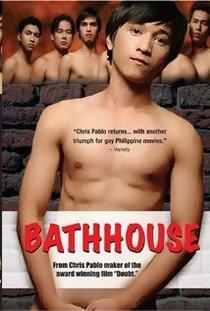 Bathhouse - Poster / Capa / Cartaz - Oficial 1