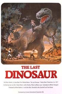 O Último Dinossauro - Poster / Capa / Cartaz - Oficial 2