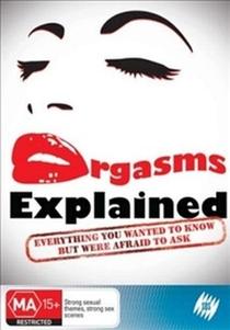 The Female Orgasm Explained - Poster / Capa / Cartaz - Oficial 1