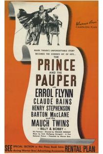 O Príncipe e o Mendigo - Poster / Capa / Cartaz - Oficial 5