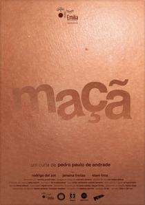 Maçã - Poster / Capa / Cartaz - Oficial 1