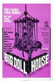 As Condenadas da Prisão do Inferno - Poster / Capa / Cartaz - Oficial 2