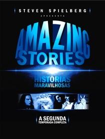 Amazing Stories (2ª Temporada) - Poster / Capa / Cartaz - Oficial 1