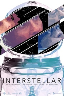 Interestelar - Poster / Capa / Cartaz - Oficial 11