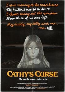 A Maldição de Cathy - Poster / Capa / Cartaz - Oficial 5
