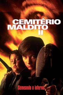 Cemitério Maldito II  - Poster / Capa / Cartaz - Oficial 2