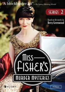 Os Mistérios de Miss Fisher (2ª Temporada) - Poster / Capa / Cartaz - Oficial 1