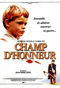 Champ d'honneur       (Field of Honor) - Poster / Capa / Cartaz - Oficial 1