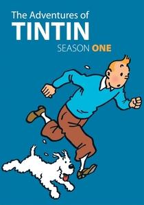 As Aventuras de Tintim - 1ª Temporada - Poster / Capa / Cartaz - Oficial 1