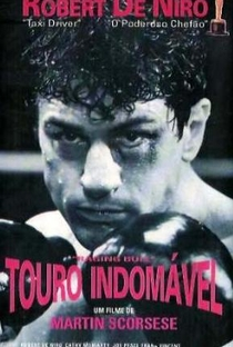 Touro Indomável - Poster / Capa / Cartaz - Oficial 10