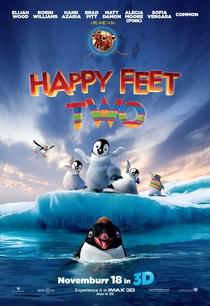 Happy Feet: O Pinguim 2 - Poster / Capa / Cartaz - Oficial 4