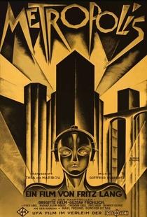 Metrópolis - Poster / Capa / Cartaz - Oficial 22