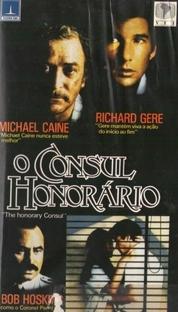 O Cônsul Honorário - Poster / Capa / Cartaz - Oficial 2