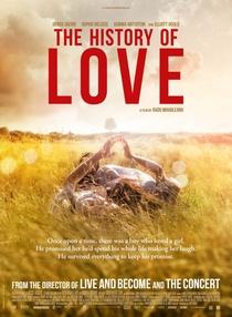 A História do Amor - Poster / Capa / Cartaz - Oficial 4