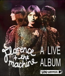 Florence + The Machine MTV Unplugged - A Live Album - Poster / Capa / Cartaz - Oficial 3