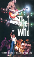 The Who - Thirty Years of Maximum R&B Live - Poster / Capa / Cartaz - Oficial 1
