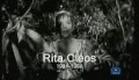 """Rita Cleós (Atriz e Dubladora) - Filme """"Macumba na Alta"""", 1958"""