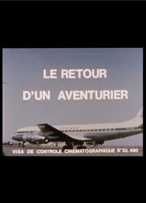 O Regresso de um Aventureiro - Poster / Capa / Cartaz - Oficial 1
