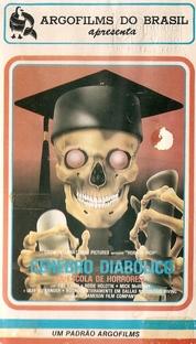 Cérebro Diabólico - Poster / Capa / Cartaz - Oficial 2