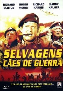 Selvagens Cães de Guerra - Poster / Capa / Cartaz - Oficial 2