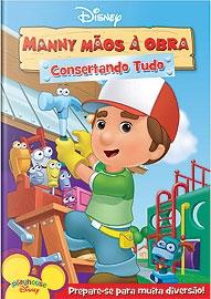 Manny, Mãos à Obra  - Poster / Capa / Cartaz - Oficial 3