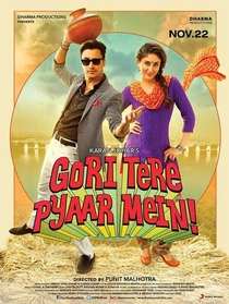 Gori Tere Pyaar Mein - Poster / Capa / Cartaz - Oficial 2
