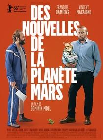 Más Notícias para o Sr. Mars - Poster / Capa / Cartaz - Oficial 2