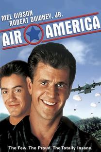 Air America - Loucos Pelo Perigo - Poster / Capa / Cartaz - Oficial 4