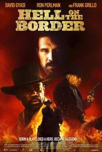 Inferno na Fronteira - Poster / Capa / Cartaz - Oficial 1