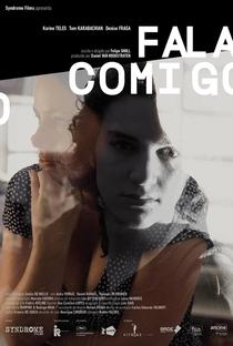 Fala Comigo - Poster / Capa / Cartaz - Oficial 2