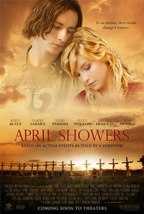 April Showers - Poster / Capa / Cartaz - Oficial 1