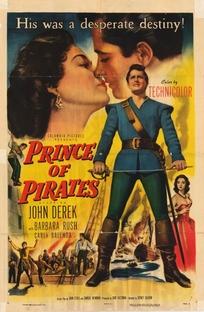 O Príncipe Pirata - Poster / Capa / Cartaz - Oficial 1