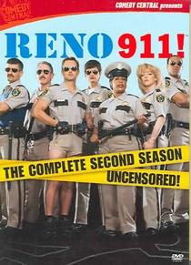 Reno 911! (2ª Temporada) - Poster / Capa / Cartaz - Oficial 1