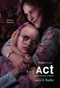 The Act (1ª Temporada) - Poster / Capa / Cartaz - Oficial 1
