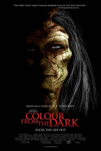 Colour from the Dark - Poster / Capa / Cartaz - Oficial 1