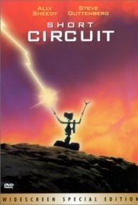 Short Circuit: O Incrível Robô - Poster / Capa / Cartaz - Oficial 1